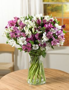 Sweet Bridesmaids Bouquets Created With Light Pink Peruvian Lilies Calla And Hot Orchids