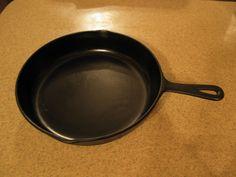How To Season Cast Iron Pans