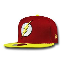 Flash Symbol Red 59Fifty Cap