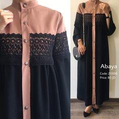 59 Best Ideas for dress hijab fashion skirts Abaya Fashion, Modest Fashion, Skirt Fashion, Fashion Dresses, Classy Fashion, Abaya Style, Hijab Style, Burqa Designs, Abaya Designs