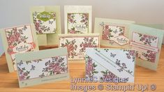 Floral One Sheet Wonder One Sheet Wonder, Cardmaking And Papercraft, Have You Tried, Diy Cards, Hand Stamped, Card Stock, Stampin Up, Decorative Boxes, Paper Crafts