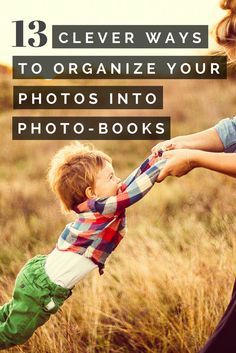 These photo-book ideas are great!