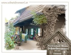 Buschenschank Austria, Gazebo, Outdoor Structures, Cabin, House Styles, Eat, Home Decor, Wine Country, Homemade Home Decor