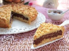 Gourmet Recipes, Sweet Recipes, Torte Recipe, Cooking Cake, Cakes And More, Fun Desserts, Biscuits, Cheesecake, Cupcakes