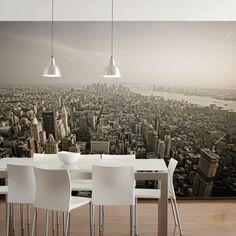 Nueva York, Mural por Robert Harrison
