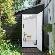 Nordic Bliss blog - inside/outside space