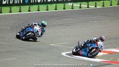 Vittorio Iannuzzo - Team Grillini Dentalmatic SBK - BMW S1000 RR - Superbike 2013 - Italia Imola