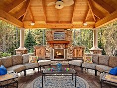 Outdoor Decks and Patios and Porches