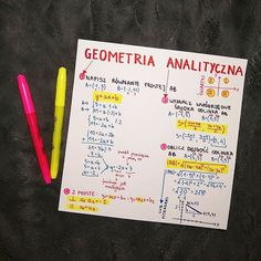 School Life, Back To School, School Study Tips, Thing 1, School Notes, Study Notes, Math Lessons, Mathematics, Hand Lettering