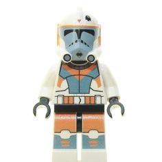 Custom Minifigur - Clone Trooper ARC Boil