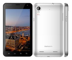 New Karbonn A30 with a Pocket Pinch of Rs. 12,990.
