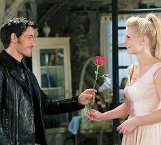 Emma and Hook images captain swan wallpaper and background photos