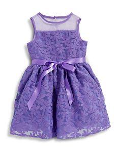 Dresses | Dresses | Girls 2 to 6 Daisy Organza Dress | Hudson's Bay