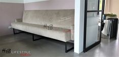 Luxe eetkamerbank op maat - HB Lifestyle Collection Entryway Bench, Lifestyle, Storage, Furniture, Collection, Home Decor, Lush, Entry Bench, Purse Storage