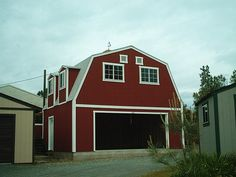 big bad barn by tuff shed storage buildings garages via flickr building home office awful