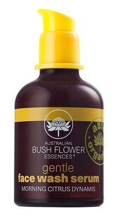 Gentle face wash serum - Morning citrus dynamus - Australian Bush Flower Essences - review
