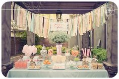 Sugar and Spice and Everything Nice Vintage Party - Kara's Party Ideas - The Place for All Things Party