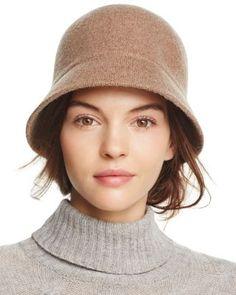 b06589d2 August Hat Company MELTON CLOCHE HAT. #augusthatcompany # Cloche Hat, Hats  Online,