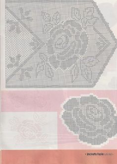 View album on Yandex. Crochet Curtains, Crochet Tablecloth, Filet Crochet, Tatting, Album, Simple, Handmade, Home Decor, Tablecloths