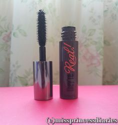 Beyond Reality: Benefit They're Real Mascara