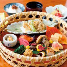 季節の味を風情ある空間で楽しむ。神楽坂でいただく彩り豊かな和食3選