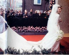 The Wedding of Queen Béatrix of the Netherlands on 10 March 1966