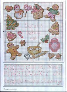 Gallery.ru / Фото #27 - Cross Stitch Crazy 144 рождество 2010 + приложение free chr - tymannost