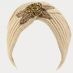 Crochet Parfait: Hollywood Turban (free crochet pattern)