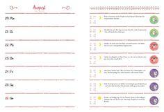 Mondkalender 2019: Mit 130 Stickern!: Amazon.de: Bücher Moon Calendar