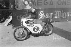 Ossa Raceri.. Jarama 1970..