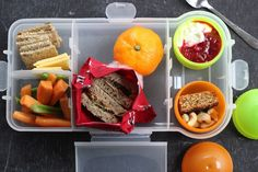 LUNCHBOX IDEAS + Grain-Free Four Seed Crackers