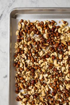 Party Pleaser: Sweet and Spicy Mixed Nuts