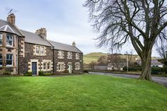 A cosy, country cottage in a pretty, village location, overlooking the lush Cheviot Hills and the tranquil Scottish Borders…