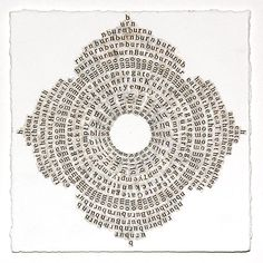 Meg Hitchcock - Texts   Mantras & Meditations