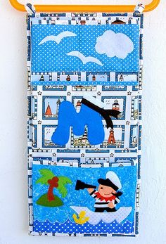 Made by Irinelli: Морской кармашек