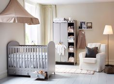 Gonatt #Ikea nursery room