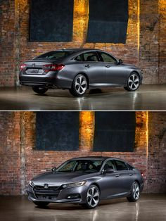 The all-new 2018 Accord is redesigned from the ground up.