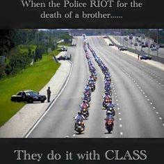 Cops have Class