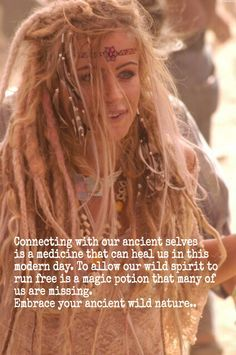 Image result for white magic wild women