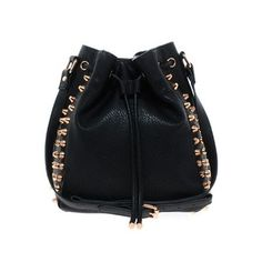 a9ba6b3244 Faith Large Side Studded Duffle Bag Fashion Plates