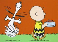 Snoopy di Alma B su Etsy