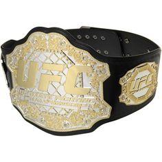 UFC Championship Replica Belt