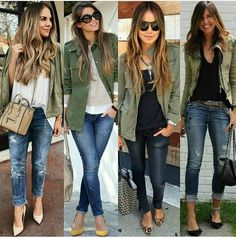 34 look good casual chic spring outfits 34 Blazer Outfits Casual, Outfit Chic, Blazer Fashion, Chic Outfits, Spring Outfits, Fashion Outfits, Casual Outfits For Girls, Fashion Ideas, Blue Jean Outfits