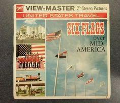 Vintage viewmaster reels rare