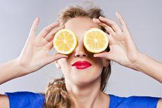 5 tapaa kaunistua sitruunan avulla Nutrition, Mets, Make Up, Fruit, Food, Lemon, Kitchens, Essen, Makeup