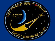 space mission patches | NASA - STS-127 Mission Patch