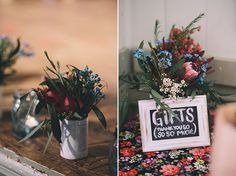 Jade and Scott's Handmade Country Hall Wedding