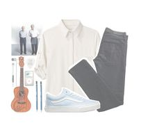 """""""V E S S E L"""" by x-blurryface-x ❤ liked on Polyvore featuring rag & bone, Karl Lagerfeld, Vans and Skullcandy"""