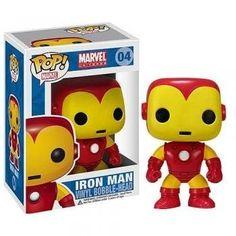 Iron Man Pop! Heroes – Marvel Universe – Vinyl Figure