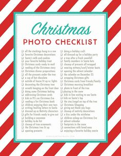 Now that we're in the full swing of the Christmas season, you'll want to be taking the best photos ever! Here is a printable list of 50 photo ideas and photography prompts to get you in…